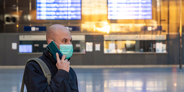 Pandemic - Face mask