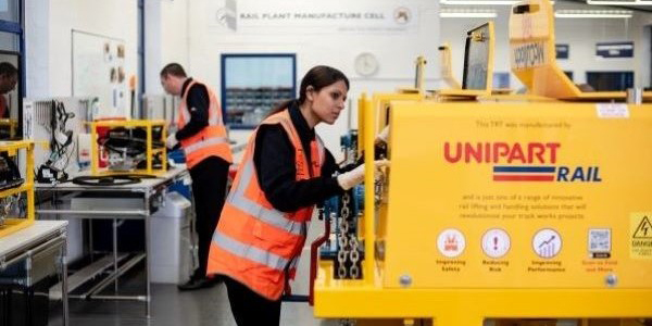 Unipart Rail product assessment